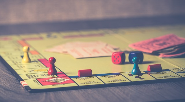 rozehrané monopoly