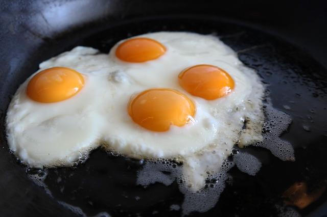vaječná placka