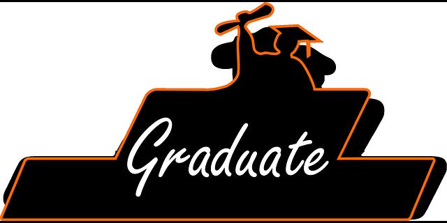 absolvent u promoce
