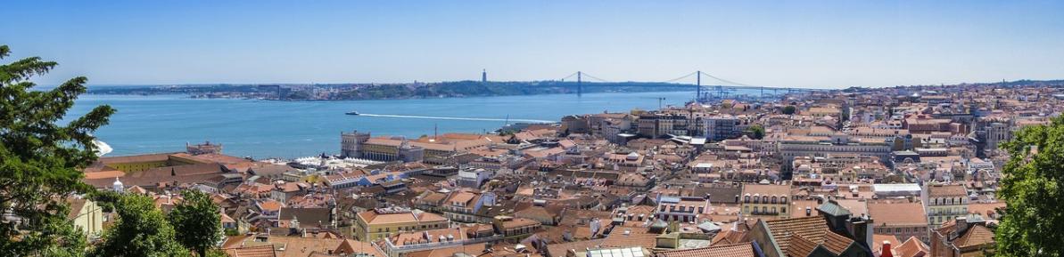 město Lisabo